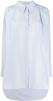 Stella McCartney Long Ruched Shirt