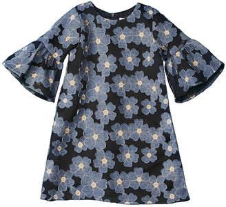 Halabaloo Floral Dress