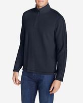 Eddie Bauer Men's Kachess 1/4-Zip Mock Shirt