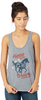 Alternative Backstage Graphics Tank Top - Home of the Brave
