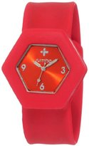 RumbaTime Women's Broadway HEX Big Apple Slap-Watch