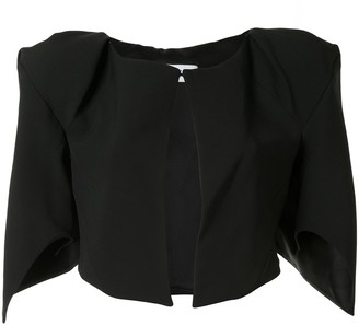 Maticevski Asymmetric Cropped Jacket