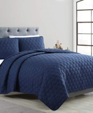Vcny Home Maxwell 2 Piece Twin Xl Quilt Set