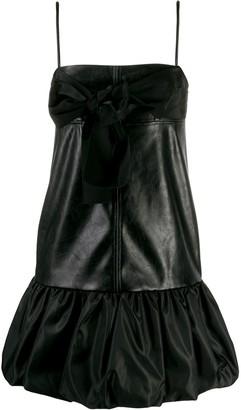 Brognano Bow Embellished Mini Dress