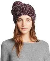 Rebecca Minkoff Chunky Melange Slouch Hat