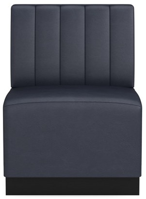 Williams-Sonoma Garbo Leather Customizable Banquette