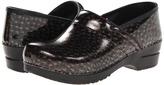 Sanita Professional Bailey (Black) - Footwear