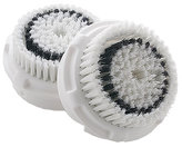 clarisonic Set Of 2 Replacement Brush Heads For Sensitive To Normal Skin