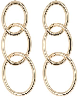 trina Trina Turk Gradual Chain Link Linear Drop Earrings