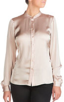 Guess Catee Piped Shirt