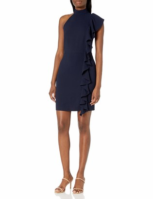 Adelyn Rae Women's Ramona Woven Sheath Dress