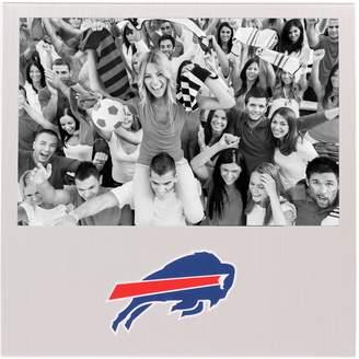 "Buffalo David Bitton Unbranded Bills 4"" x 6"" Aluminum Picture Frame"