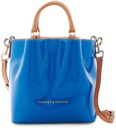 Dooney & Bourke Small Patent Leather Barlow Bag