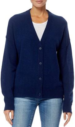 360 Cashmere Kristen Oversized Knit Cardigan