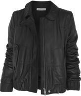 See by Chloé Nappa-leather bomber jacket