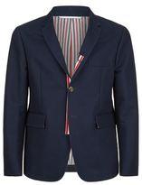 Thom Browne Stripe Placket Jacket