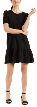 Charter Club Ruffled-Hem T-Shirt Dress, Created for Macy's