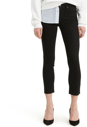 Levi's Women's Classic Mid-Rise Skinny Ankle Jeans