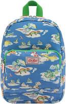 Cath Kidston Hippos & Friends Kids Medium Padded Backpack