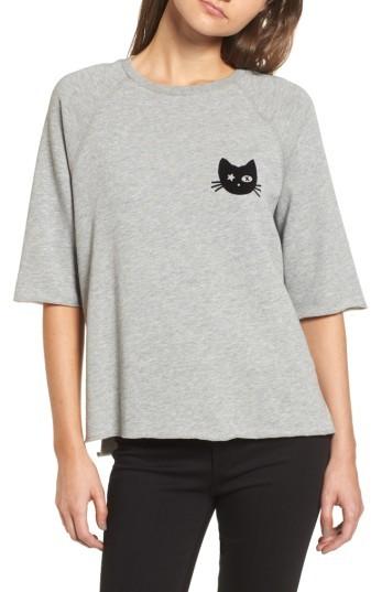 South Parade Women's Kitty Sweatshirt