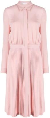 Loro Piana pleated shirt dress