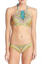 Trina Turk Capri Print Bikini Bottom