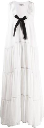 Lug Von Siga Lorena tiered dress