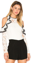 Alexis Millie Top in White
