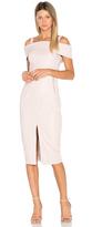 Rebecca Vallance Astor Off The Shoulder Dress