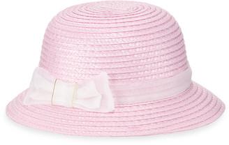 Mayoral Kids' Woven Bucket Hat