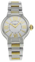 Raymond Weil Women's 5932-STP-00907 Noemia 32 mm Two-Tone Mother-Of-Pearl Dial Watch