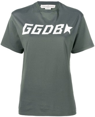 Golden Goose logo printed T-shirt