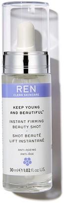 Ren Skincare Ren Keep Young And Beautiful Instant Firming Beauty Shot 30Ml