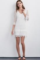 Gita Mixed Lace Dress