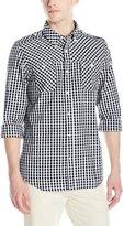 Ecko Unlimited UNLTD Men's Windston Long Sleeve Woven Shirt