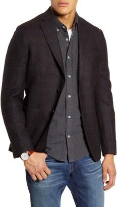 1901 Extra Trim Fit Plaid Soft Jacket