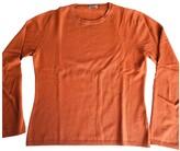 Malo Orange Cashmere Knitwear for Women