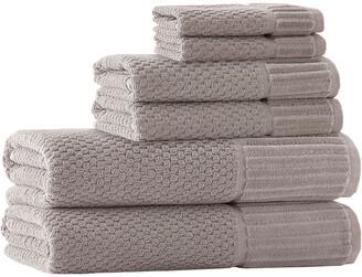 Enchante Home Timaru 6Pc Turkish Towel Set