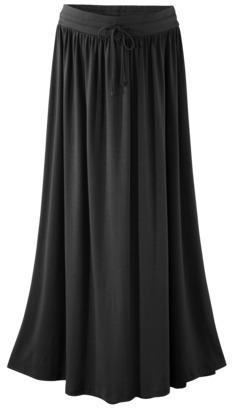 Merona Maternity Drawstring Maxi Skirt - Assorted Colors