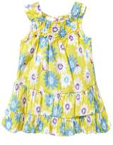 Little Bitty (V410122 Girls Floral Summer Dress in