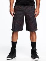 "Old Navy Go-Dry Basketball Shorts for Men (12"")"