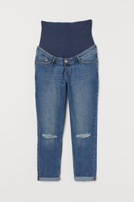 H&M MAMA Boyfriend Jeans