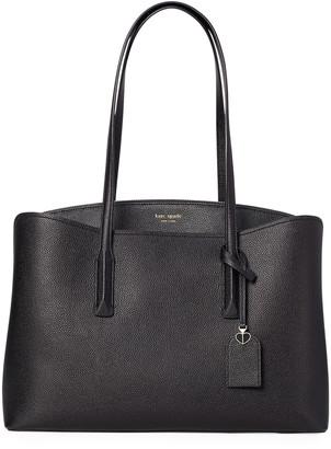 Kate Spade Margaux Large Leather Work Tote Bag