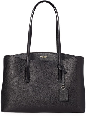 Kate Spade Margaux Large Leather Work Tote Bag