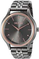 Nixon Women's 'Sala' Quartz Metal and Stainless Steel Watch