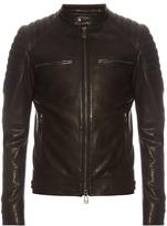 Belstaff Stoneham leather jacket