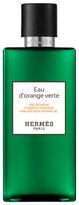 Hermes Eau d'orange verte Hair and Body Shower Gel, 6.7 oz.