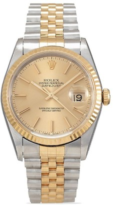 Rolex 1991 pre-owned Datejust 36mm