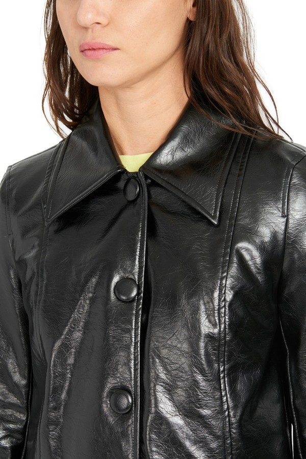 Thumbnail for your product : Stand Melanie faux leather jacket
