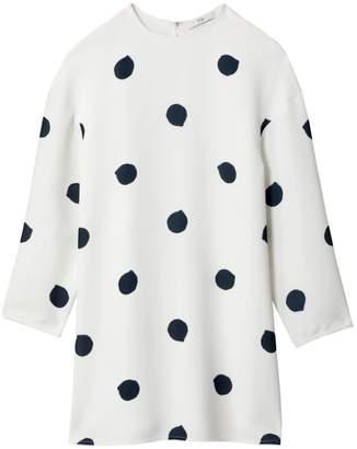 Tibi Polka Dot Dress